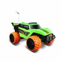 MAIS-82073 Verde Masinuta off-road cu telecomanda Dirt Demon Maisto, 1:16, Verde