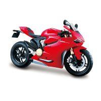 Maisto - Motocicleta cu suport 1:18