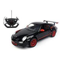 Masina cu telecomanda Rastar Porsche GT3 114,  Negru