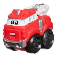 Masinuta Chuck si prietenii Colectia Mini - Boomer, masina de pompieri