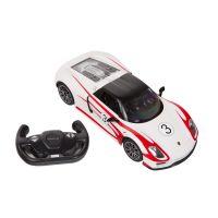 Masina cu telecomanda Rastar Porsche 918 Spyder Performance 1:14, Alb