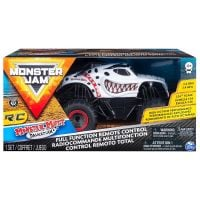Masinuta cu telecomanda Monster Jam, Mutt Dalmatian, 124