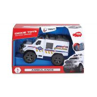 Masinuta de ambulanta Dickie Toys Ambulance
