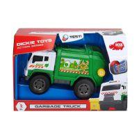 Masinuta de gunoi Dickei Toys Garbage Truck