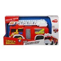 Masinuta de pompieri Dickei Toys Fire Rescue Unit