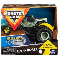 Masinuta Monster Jam Soldier Fortune Rev N Roar 20103739
