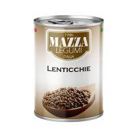 MAZ124_001w Linte Mazza, 400 g