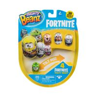 MBNZ66603_001w Set 4 figurine Mighty Beanz Fortnite, S1