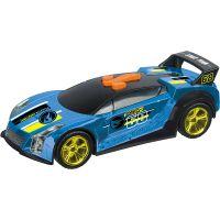 MDHW512004_001w Masinuta cu lumini si sunete Hot Wheels, Quick and Sik, Albastru