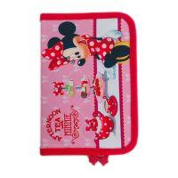 MEE04731_001w Penar Minnie Mouse cu fermoar si 2 flapsuri
