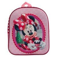 MEE12301_001w Ghiozdan mini 3D Minnie Mouse