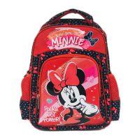 MEE14253_001w Ghiozdan midi Minnie Mouse compartimentat