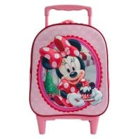 MEE50301_001w Ghiozdan 3D mini tip troler Minnie Mouse