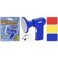 518000410_001w Mini Megafon cu sunete, 7 cm
