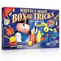 MME0101_001w Marvin Magic - Caseta magica de trucuri
