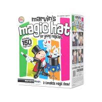 MME0135 Set Marvin's Magic - Magic Hat - 150 trucuri de magie