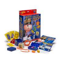 MME3003_001w Set de magie 25 de trucuri Marvin Magic, Rosu