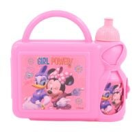 MNE44267_001 Set combo cu gentuta si sticla apa Disney Minnie Mouse
