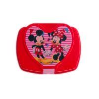 Caserola pentru pranz Minnie Mouse, roz Caserola pentru pranz Minnie Mouse, rosu