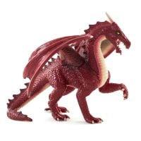 MOJO387214_001w Figurina Mojo, Dragon, Rosu