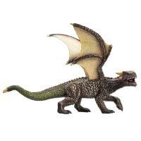 MOJO387250_001w Figurina Mojo, Dragonul de pamant cu mandibula articulata