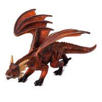 MOJO387253_001w Figurina Mojo, Dragonul de foc cu mandibula articulata