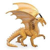MOJO387256_001w Figurina Mojo, Dragonul de aur