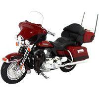 Motocicleta Maisto Harley-Davidson, 118-Model2013 Flhtk Electra Glide