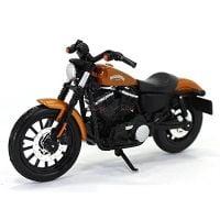 Motocicleta Maisto Harley-Davidson, 118-Model 2014 Sportster Iron 883
