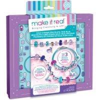 MR1721_001w Set Make It Real, Bratari colorate Infinite, 27 piese