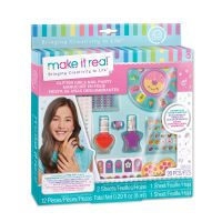 MR2306_001w Set manichiura Make It Real - Glitter Girls Nail Party