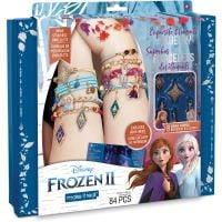 MR4323_001w Set de creatie Make It Real Disney Frozen 2, Bratari rafinate