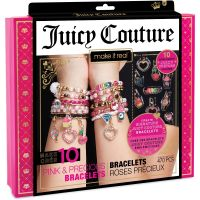 MR4408_001w Set de creat bratari Make It Real Juicy Couture, 470 piese