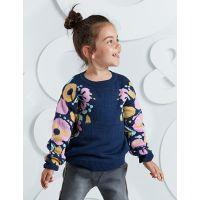 20204218 Pulover cu imprimeu floral Mushi
