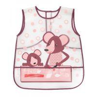 MTC_840_002w Baveta Baby Ono, Creativ Baby, Roz