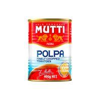 MUTT3_001w Rosii taiate fin Mutti, 400 g