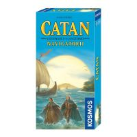 NAV-56_001 Joc Catan - Navigatorii, Editie noua 2015, Extensie, 5-6 Jucatori