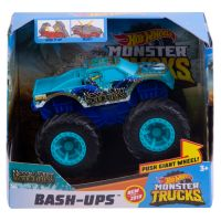 Masinuta Hot Wheels Bash Ups, Nessie Sary Roughness GDR84