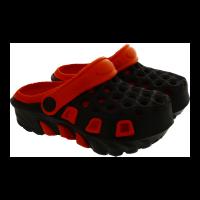 20212364 Papuci de exterior Kondor, negru 20212364