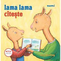 Lama Lama citeste, Anna Dewdney