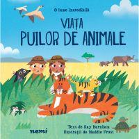 Viata puilor de animale, Kay Barnham, Maddie Frost