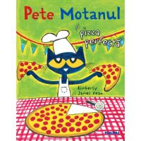 NM0927_001w Pete Motanul si pizza perfecta, James Dean, Kimberly Dean