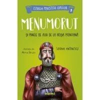 Menumorut si minele de aur de la Rosia Montana, Simona Antonescu