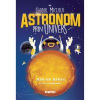 Ghidul micului astronom prin univers, Adrian Sonka