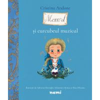 Mozart si curcubeul muzical, Cristina Andone