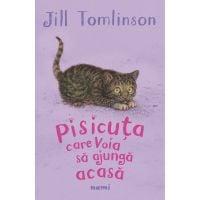 Pisicuta care voia sa ajunga acasa, Jill Tomlinson