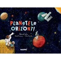Planetele la orizont, Celine Manillier, Michel Francesconi