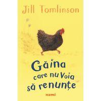 Gaina care nu voia sa renunte, Jill Tomlinson