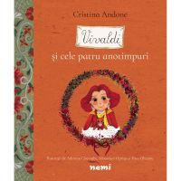 Vivaldi si cele patru anotimpuri, Cristina Andone