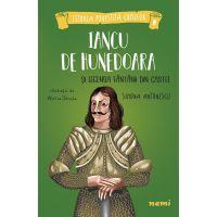 Iancu de Hunedoara si legenda fantanii din castel, Simona Antonescu